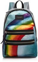 Marc Jacobs Rainbow Nylon Backpack