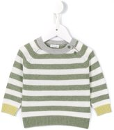 Il Gufo striped jumper - kids - Wool - 6 mth