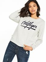 Tommy Hilfiger Graphic Sweat Top