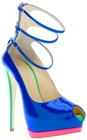 Giuseppe Zanotti Design strappy stiletto sandal