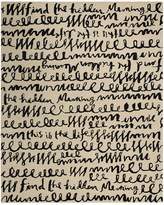 Kate Spade Gramercy Hidden Meaning Area Rug, 8' x 10'