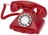 Gpo GPO Retro 1929S Classic Carrington Push Button Telephone - Red