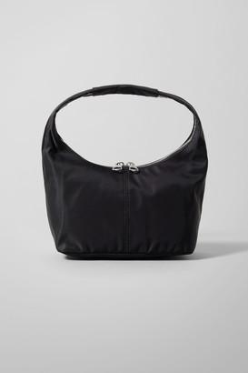 Weekday Abby Nylon Handbag - Black