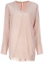 Liis Japan sheer loose blouse
