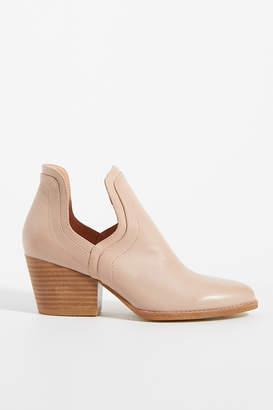 Silent D Cut-Out Ankle Boots