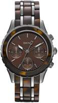 DKNY Women's NY8709 Resin Analog Quartz Watch