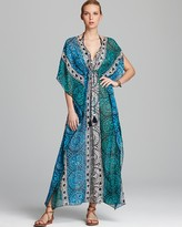 Tofino Long Caftan Swimsuit Cover Up