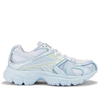 Vetements Spike Runner 200 Sneakers in Pastel Blue | FWRD