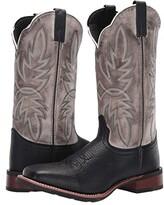 Laredo Isaac (Black/Grey) Men's Boots