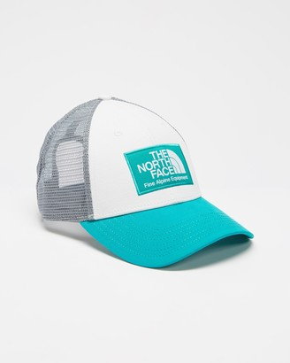 The North Face Green Caps - Mudder Trucker Cap - Size One Size at The Iconic
