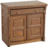 Rejuvenation Rustic Wooden Floor Cabinet