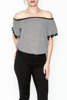 Honeybelle honey belle Pom Pom Top