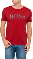 BOSS ORANGE Big Boss Logo Tee