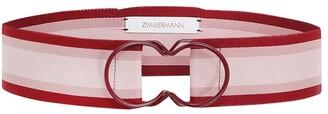 Zimmermann Elastic Waist Belt