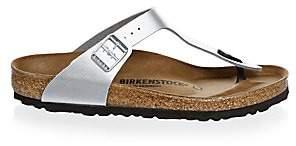 Birkenstock Women's Women's Gizeh Birko-Flor T-Strap Sandals