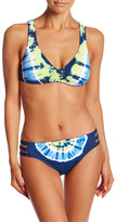Lucky Brand Half Moon Bralette Bikini Top