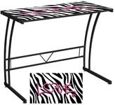 Lumisource Sigma Desk Black/Zebra Love