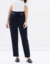 Dorothy Perkins Eyelet Tie Soft Trousers