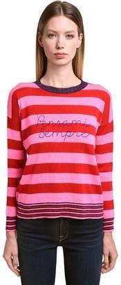 Sempre Giada Benincasa Pensami Wool Blend Sweater