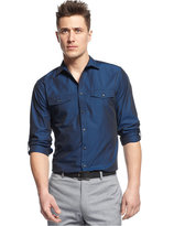 INC International Concepts Men's Core Topper Shirt, Created for Macy's