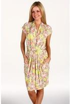 Petite - Petite Floral Print Dress