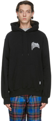 This Is Never That thisisneverthat Black Metal Hoodie