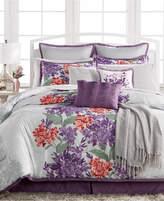 Sunham CLOSEOUT! Clover 14-Pc. California King Comforter Set