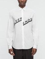 McQ by Alexander McQueen Never Ends Shirt