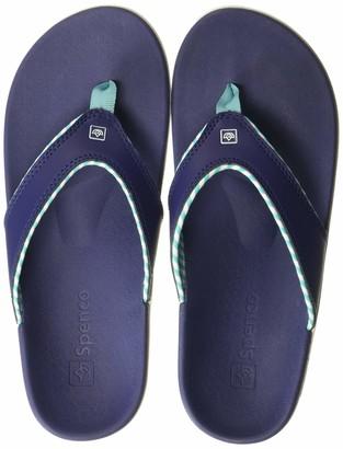 Spenco Women's Candy Stripe Sandal