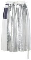 Public School Blaise metallic skirt