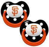 Baby Fanatic San Francisco Giants Pacifier - 2 Pack, Catalog Category: NLB