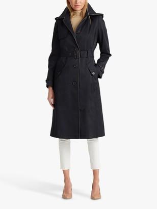 Ralph Lauren Ralph Trench Coat, Dark Navy