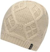 Jack Wolfskin Cable Knit Hat Snow Winter Warm Accessories