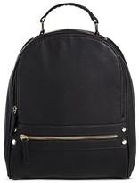 Mossimo Supply Co Women's Mini Backpack Handbag with Zip Closure Black Supply Co.TM.