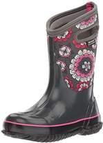 Bogs Kid's Classic High Waterproof Insulated Rubber Neoprene Rain Boot Snow