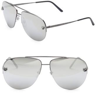 Cartier Panthere Pilot Sunglasses