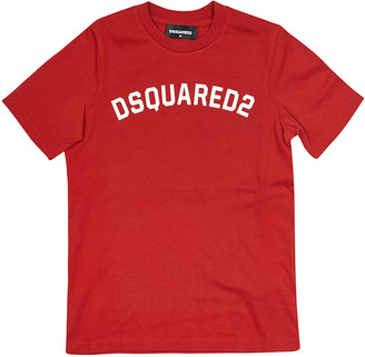 DSQUARED2 Printed Short Sleeves T-shirt