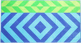 Asstd National Brand Panama Jack Prism Beach Towel
