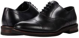Trask Rivington (Whiskey Italian Calfskin) Men's Shoes