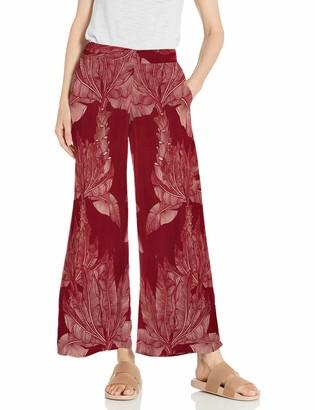 Roxy Women's Midnight Avenue Wide Leg Pant