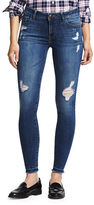 DL1961 Florence Skinny-Fit Distressed Jeans