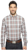 Roper 0833 Shadow Plaid Men's Clothing