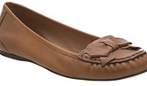 Tammy Bow Moc Tan Leather