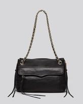 Rebecca Minkoff Shoulder Bag - Swing Leather