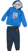 Converse Baby Boys Easy On Easy Off Hoody Marled Navy