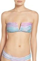 Mara Hoffman Women's Bandeau Bikini Top