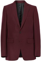 Burberry english fit tailored blazer