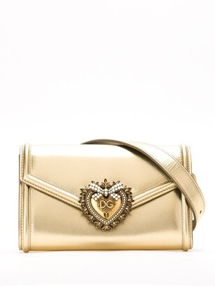 Dolce & Gabbana Sacred Heart belt bag