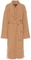 Alanui Cashmere and wool coat