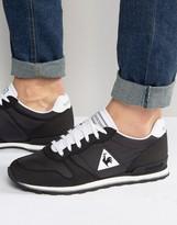 Le Coq Sportif Sigma Classic Sneakers In Black 1620189